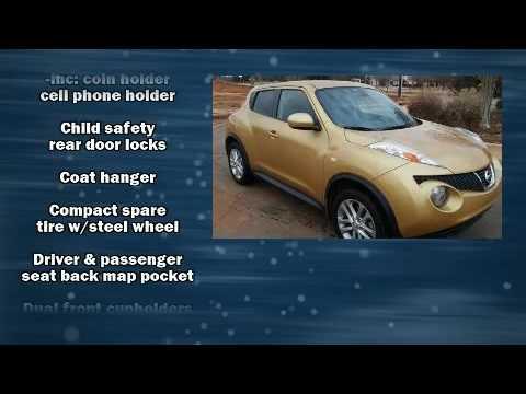 2013 Nissan JUKE SV***GAS SAVER-A BLAST TO DRIVE!!***