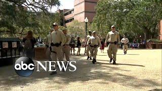 University of Florida braces for white nationalist's speech