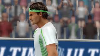 PPSSPP Smash Court Tennis 3 Test