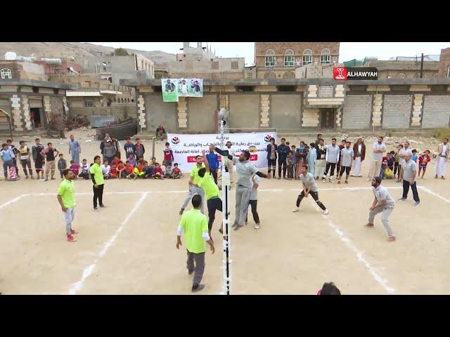 كأس الحارة | فريق الشهيدين السالمي والبحيري ضد فريق أبوملاك المراني | الحلقة 9 | قناة الهوية