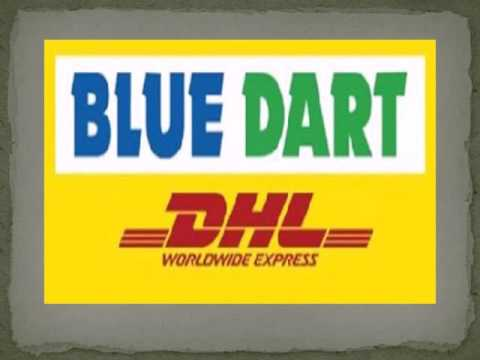 Blue Dart courier contact number and toll free number