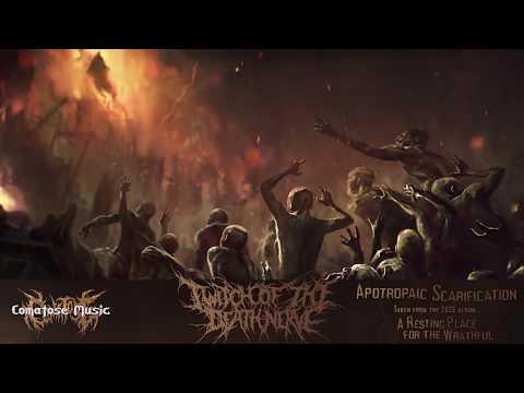 Twitch of the Death Nerve - Apotropaic Scarification