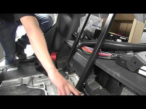 Ford Interceptor SUV patrol vehicle build