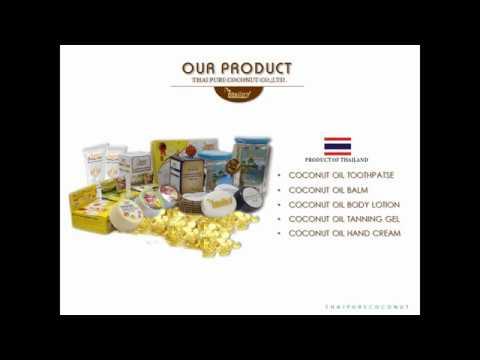 Thai Pure Coconut - Presentation