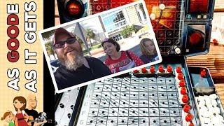 RV Travel // Rosenberg Library in Galveston, TX // Addie Destroys Her Daddy in Battleship