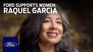 homepage tile video photo for Ford Supports Women Who Power America Forward – Meet Raquel Garcia | Go Further | Ford