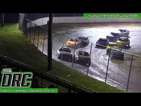 Twin Cities Raceway Park   7/2/17   Hornets   Feature