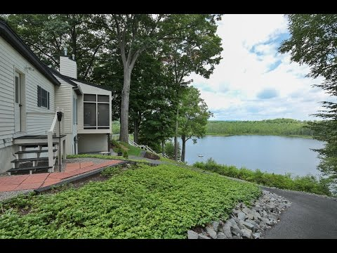 Lake Lonely Lake Front Property 437 Crescent Ave, Saratoga Springs NY 12866