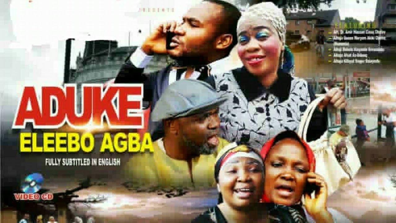 "Download LATEST ISLAMIC MUSIC VIDEO ""ADUKE ELEEBO AGBA"""