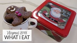 Vlogmas 2018 | What I Eat In A Day | Feeling Low