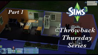 Throwback Thursday Series: The Sims 3 Part 1 Mac OS X