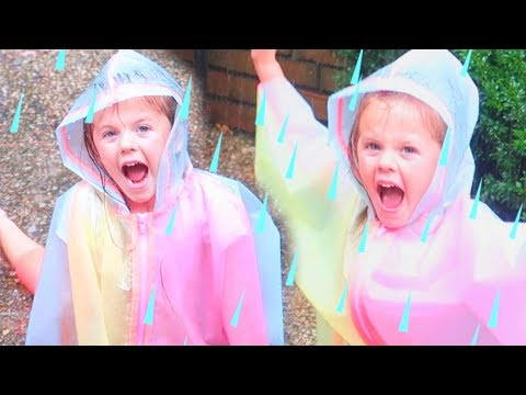 OVERCOMING BIGGEST FEAR: Rain Storm Dancing!