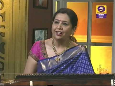 Classical Musician and Veena Exponent Dr Suma Sudhindra in Shubhodaya Karnataka | DD Chandana
