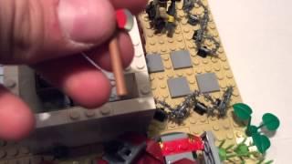Лего зомби база (часть 2)(Апдейт этой базы., 2014-09-23T18:41:46.000Z)