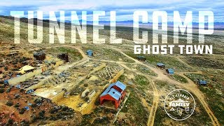 Tunnel Camp Ghost T๐wn Nevada