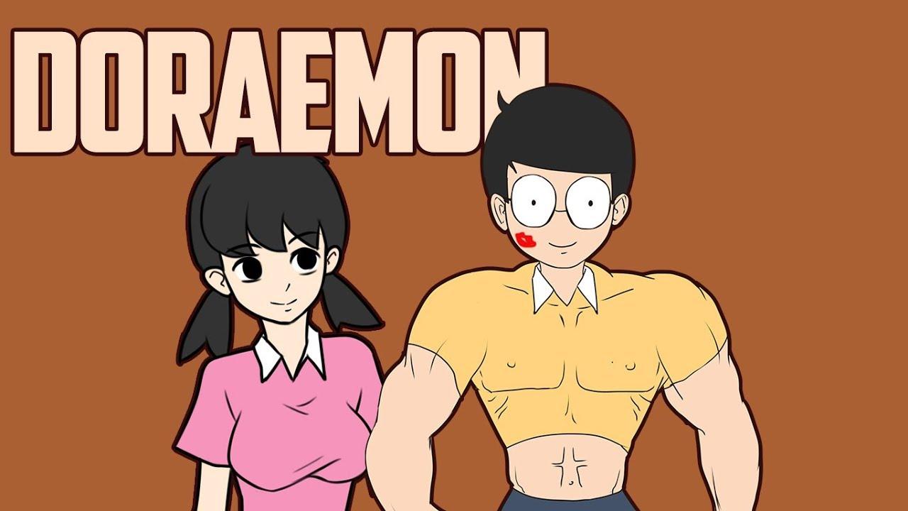 Doraemon Terbaru Nobita Terjantan Original Animation