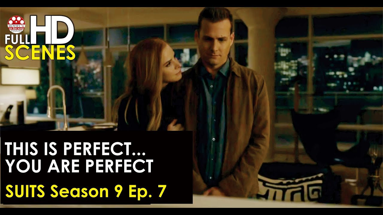 Download Suits Season 9 Ep. 7: This is perfect...you are perfect Full HD