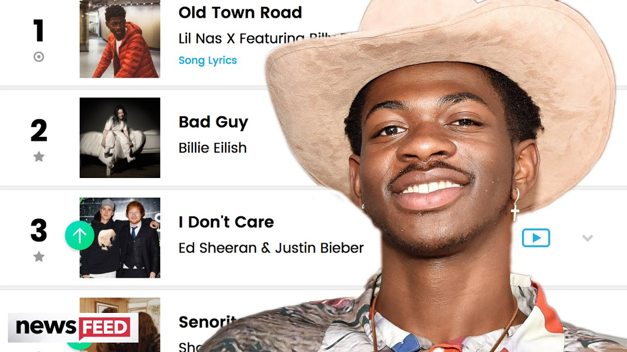 Lil Nas X makes history as 'Old Town Road' is now longest running #1 single on Billboard at 17 weeks