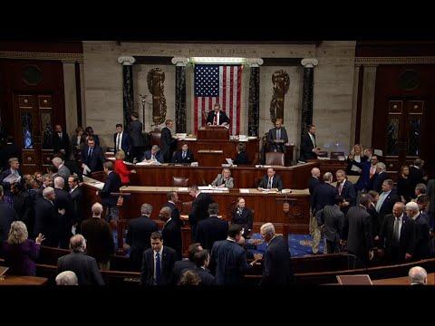 US House of Representatives passes tax reform bill