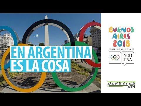Deportes  VPITV -  Juegos Olímpicos de la Juventud Buenos aires 2018 - VPITV