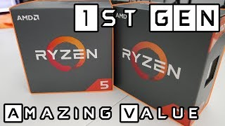 Why 1st Gen Ryzen is Still a Great Choice for Money Conscious Builders