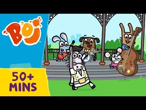 Boj - Boj And The Booms Episode Compilation