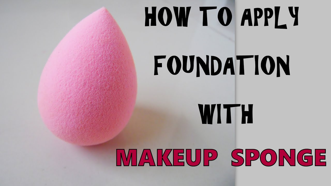 5 Ways You're Using Your Makeup Sponge Wrong | Glamour