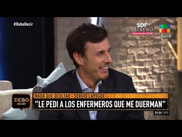 Roberto García Moritán mostró los mensajes privados de Pampita