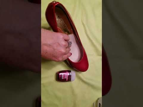 "How to clean the ""marker $"" off the bottom of designer shoes. What to use and what not to use!!"