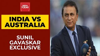 Sunil Gavaskar Exclusive On <b>India Vs Australia's</b> 3rd Test Match