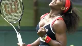 london Olympics tennis Serena beats Urszula Radwanska