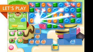 Let's Play - Candy Crush Jelly Saga (Level 974 - 975)