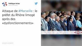 Attaque de Marseille : Gérard Collomb limoge le préfet du Rhône