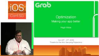 Optimization - Making your app faster - iOS Conf SG 2016