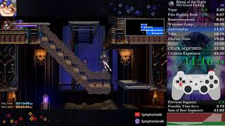 Bloodstained: Ritual of the Night Any% Speedrun - 33:25 RTA