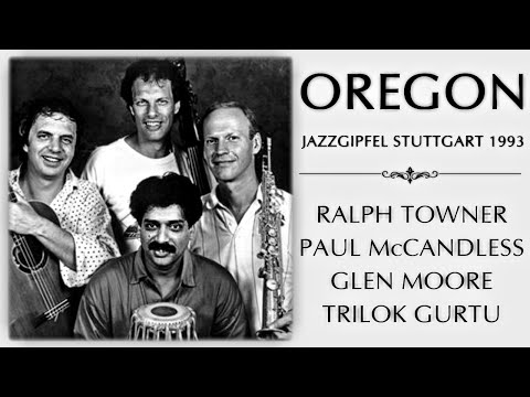 Oregon - Jazzgipfel Stuttgart 1993