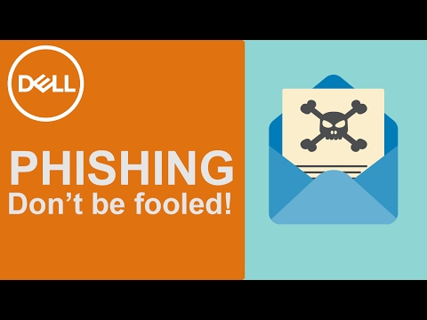 How to Avoid Phishing (Official Dell Tech Support)