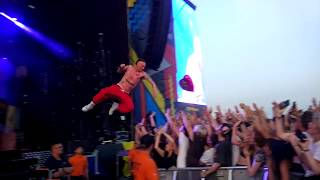 Die Antwoord - Fat Faded Fuck Face | Krakow Live Festival | 17.08.2018