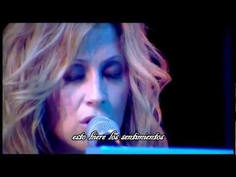 LARA FABIAN - LA LETTRE (Subtitulado en español)