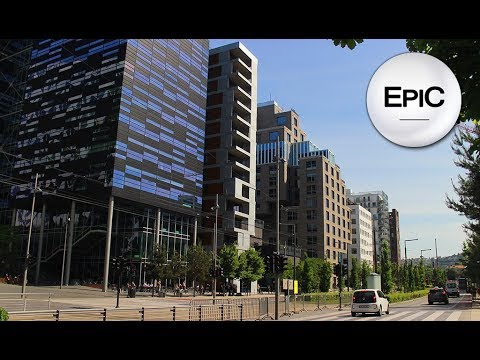Quick City Overview: Oslo, Norway (HD)