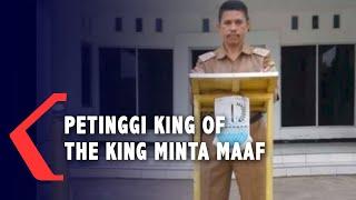 Ditangkap, Petinggi King of The King Mengaku Sadar dan Minta Maaf