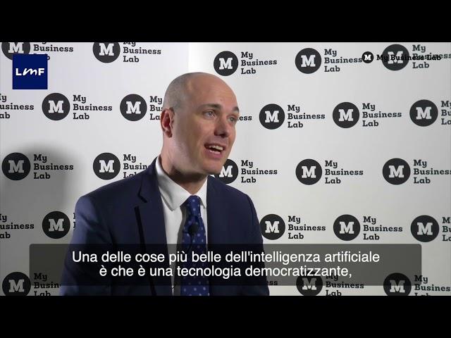Intelligenza artificiale per le PMI - Fabio Moioli (Microsoft)