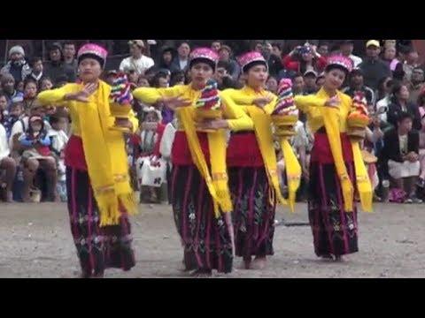 Arunachal: Nyishi community celebrates pre-agricultural festival