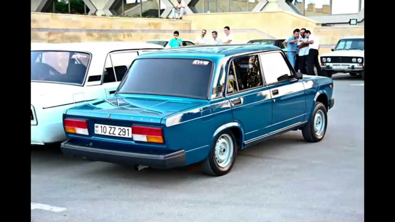 ВАЗ-2107. вытяжка кузова. установка ЗАГОТОВОК! - YouTube