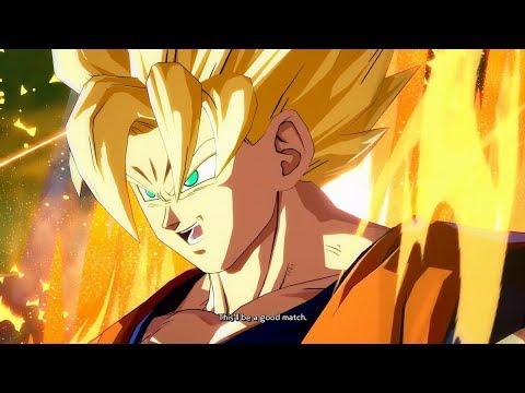 Goku O Mais Poderoso Dragonball Z Fighter