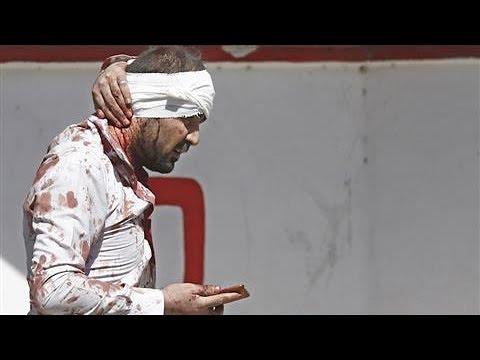 At Least 90 Killed in Blast Near Embassies in Afghan Capital