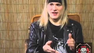 Interview with Joel Grind from Toxic Holocaust