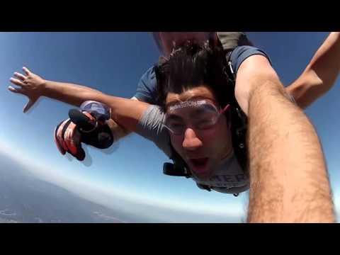 Skydiving Santa Cruz, CA