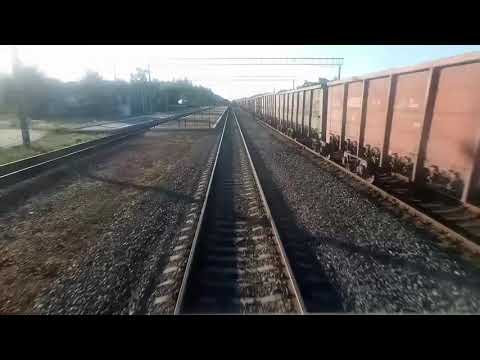 Поездка на поезде Новоалексеевка-Киев.