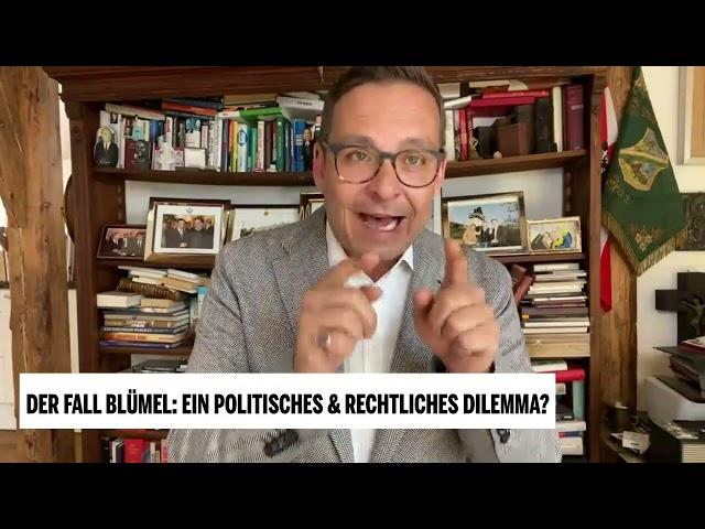 Das Öffnungschaos als Ausdruck pol. Willkür - Gerald Grosz im Live Interview mit oe24.tv